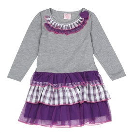 Wholesale S.W.A.K. Girls 2-4T Toddler Social Dress Top