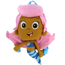 "Wholesale BUBBLE GUPPIES 18"" Plush Backpack"
